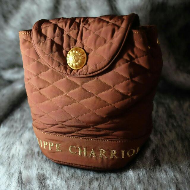 Charriol Backpack