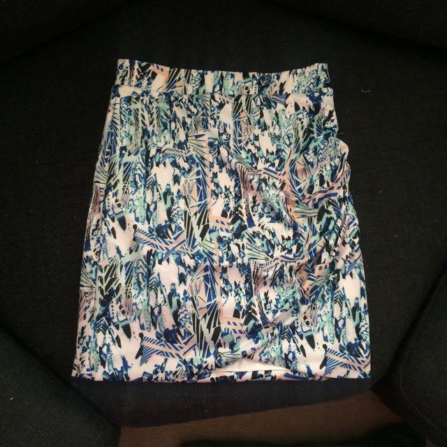Dotti Bodycon Skirt Size 6