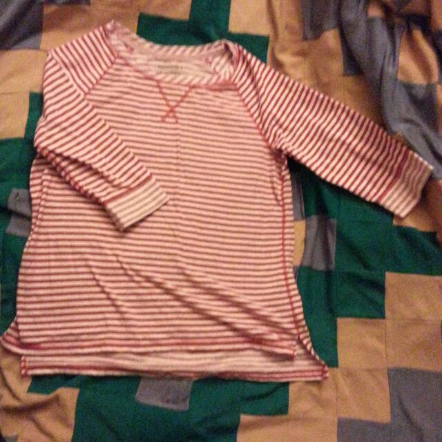 Ellen Tracy 3/4 Sleeve Top