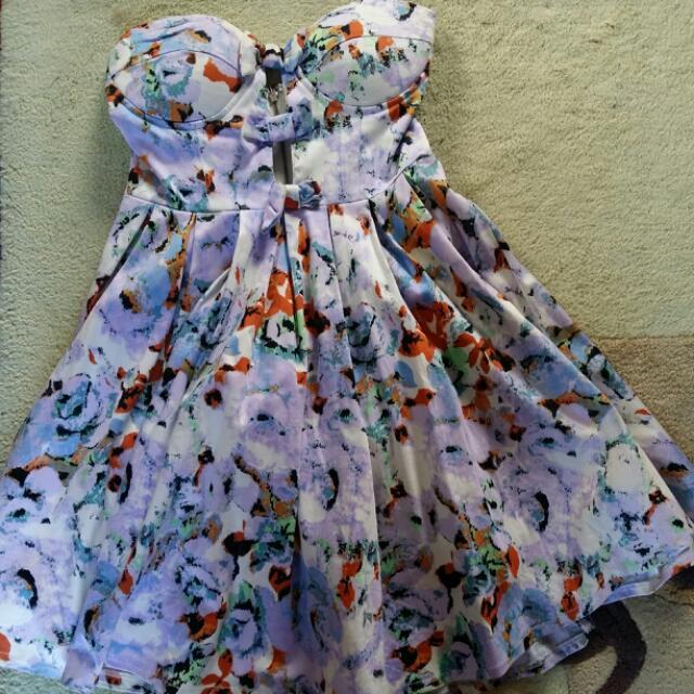 Foxx Foe Size 10 Dress