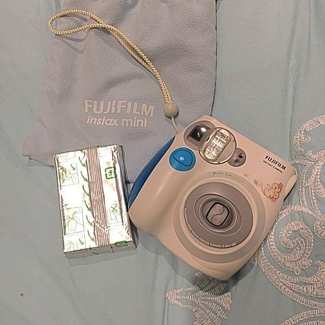 Fujifilm Instant Camera Polaroid