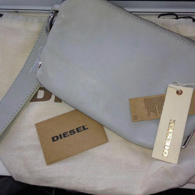 Genuine Leather Diesel Clutch