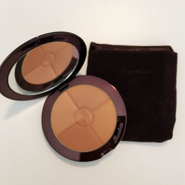 GUERLAIN TERRACOTA FOUR SEASONS BRONZER