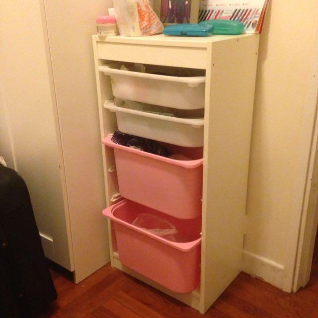 IKEA Cabinet 儲物櫃