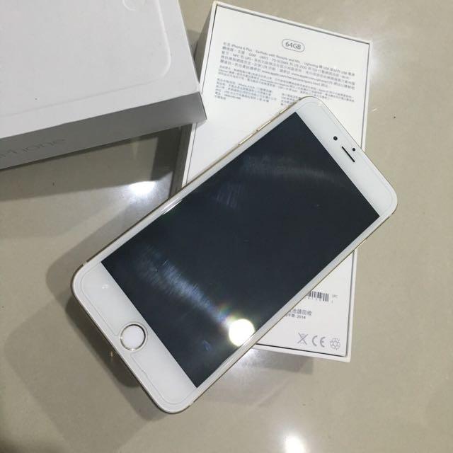 Iphone6 Plus 64g金