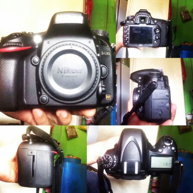 Kamera Nikon D610