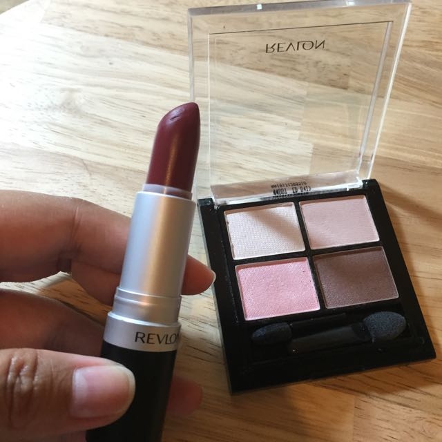 Lipstik & Eye Shadow REVLON