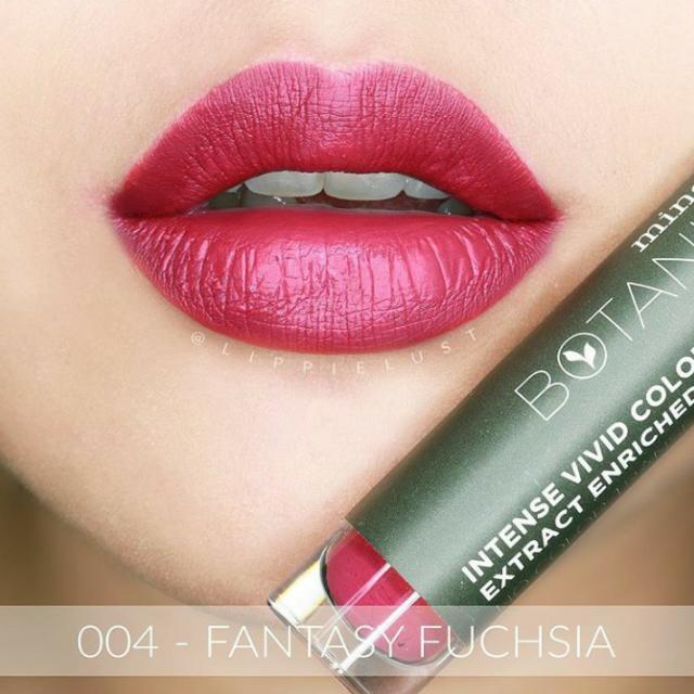 Lipstik Mineral Botanica Soft Matte Lip Cream