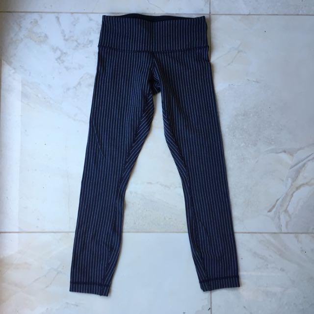 Lululemon Size Two 7/8 Pants