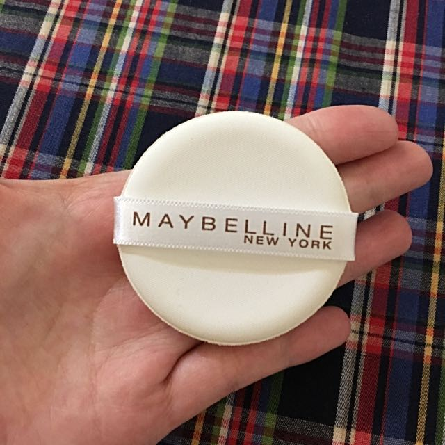 Maybelline 氣墊粉餅 媚比琳