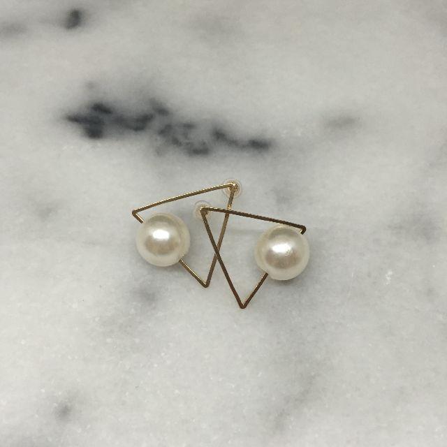 Mini Triangle Pearls