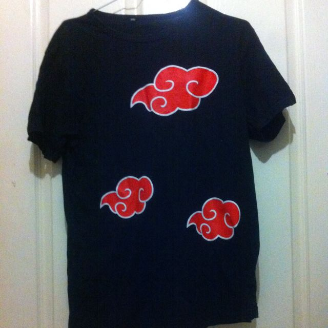 🆕Naruto Akarsuki T-shirt
