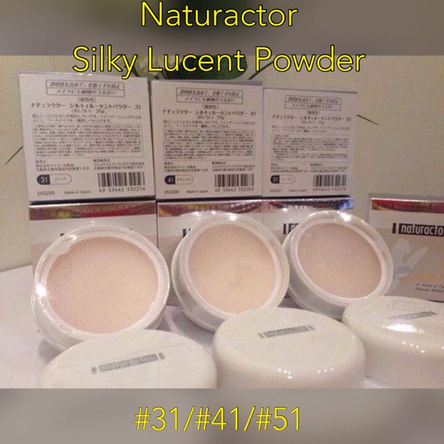 Naturactor Silky Lucent Powder