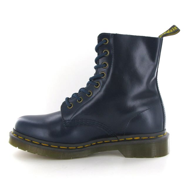 Navy Doc Martens Size 6