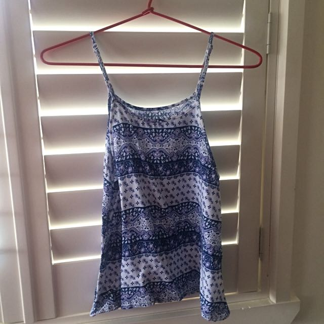 O'neill Singlet Top Size 6