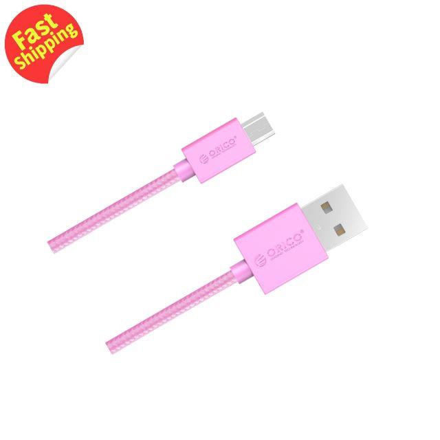 Orico Micro USB Nylon Braided Cable 1m
