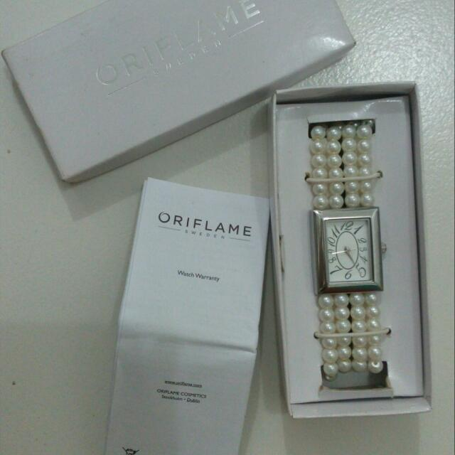 Oriflame Pearl Watch