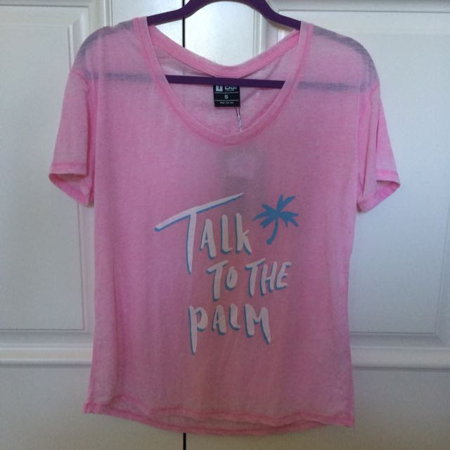 Pink T-Shirt size S