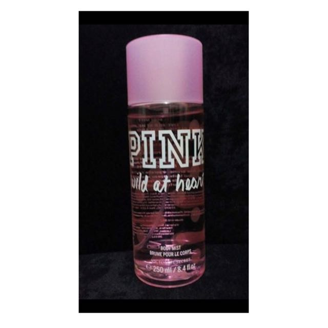 PINK Wild At Heart Body Mist