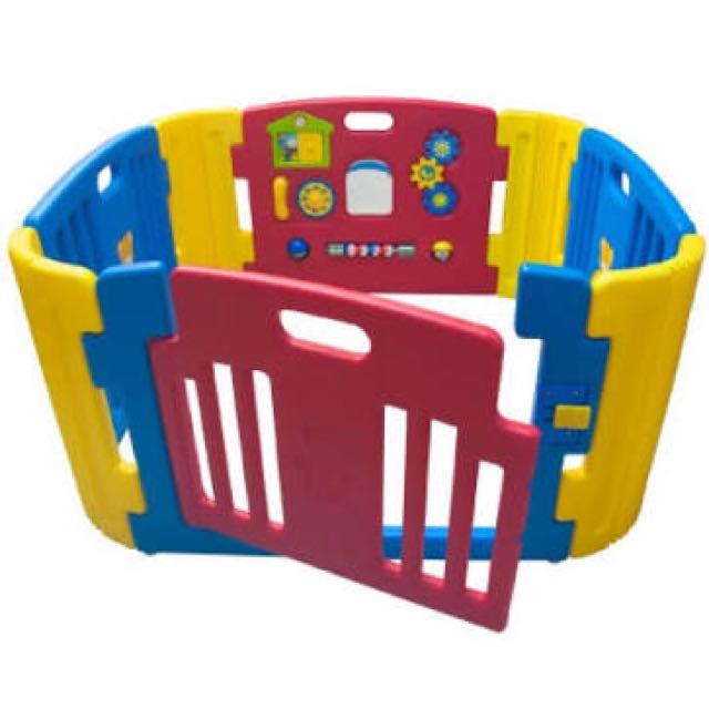 Preloved Pagar Anak Haenim Babies Kids Toys Walkers On