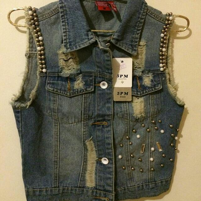 Rompi Jeans Import