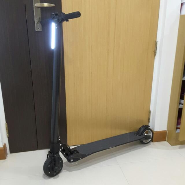 E-scooter *Revised Price*