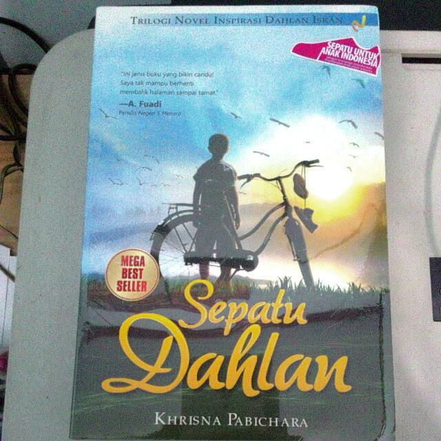 download novel sepatu dahlan iskan pdf gratis