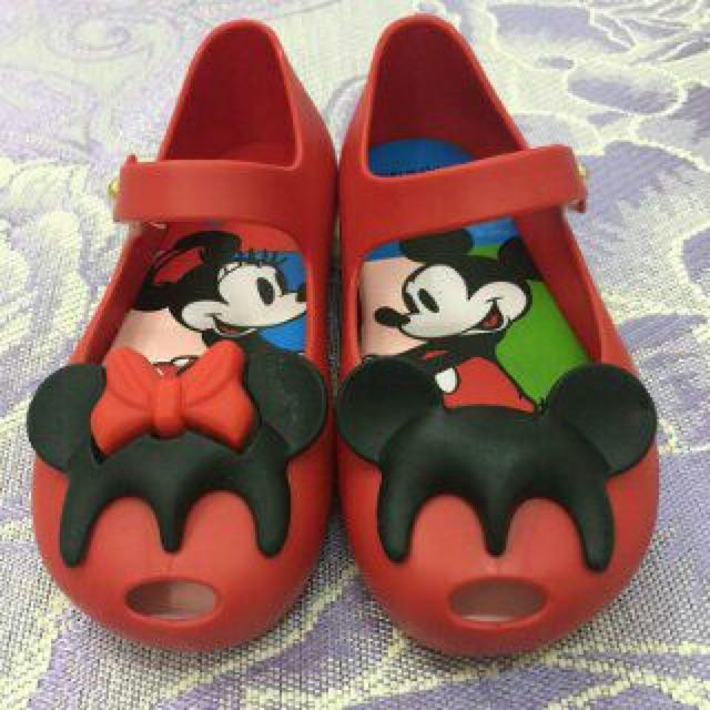 Sepatu Gel Lucu For Baby Girls 😍💋 Grab It Fast Mom...