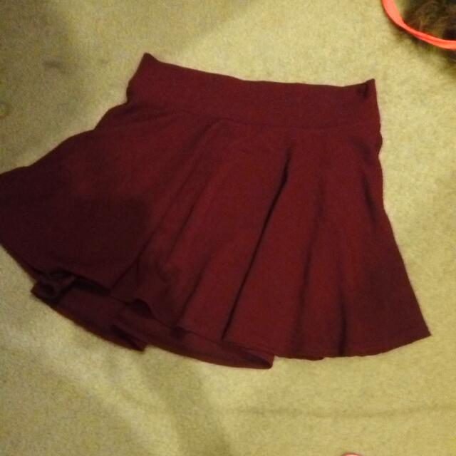 Small A-line Skirt