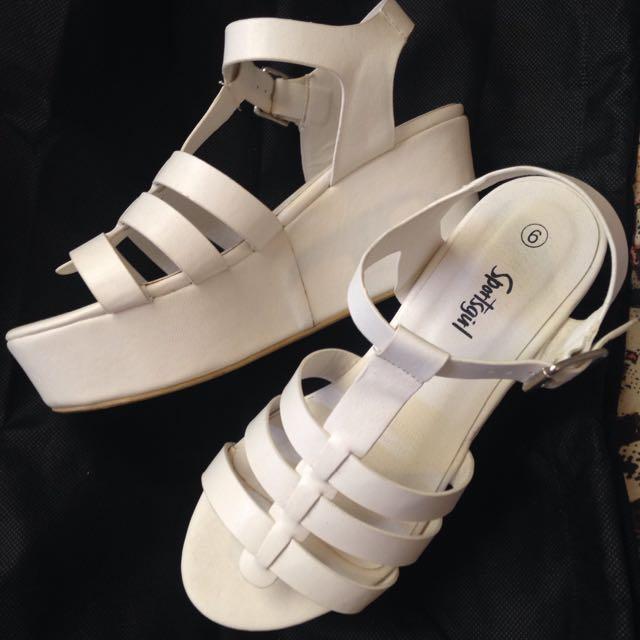 Sportsgirl Platform Shoes