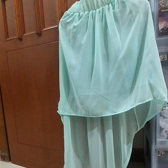 Tosca Asymethric Skirt