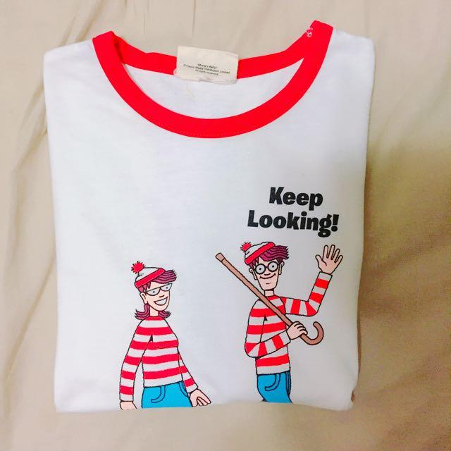 威力在哪裡T-shirt