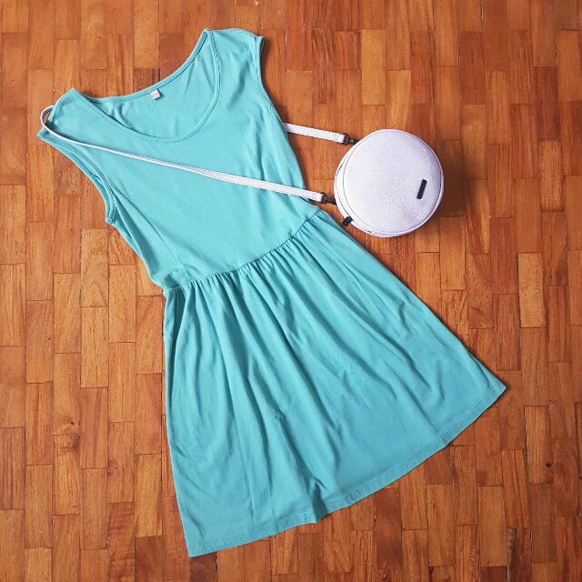 Uniqlo Mint Dress