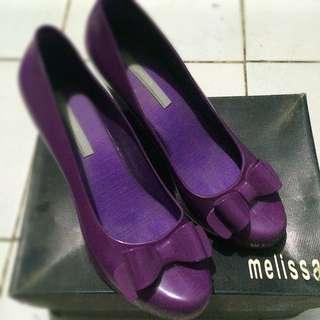 Melissa Kali Wedge Size 9