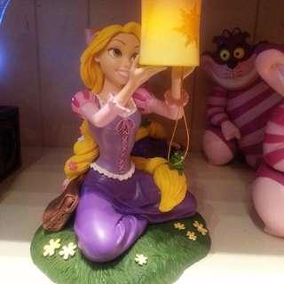 mina女孩日本代購 香港迪士尼 長髮公主 燈 飾品 disney 迪士尼