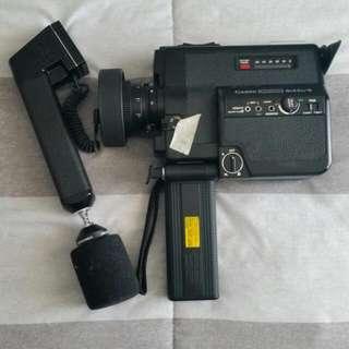 Canon Canosound 514XL-S Vintage Super8 Camera