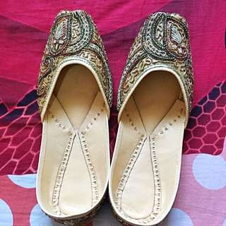 Indian Ethnic Footwear