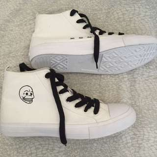 Cheap Monday Hightop Sneakers