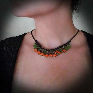 Jewelry By Valerie- Statement Necklace