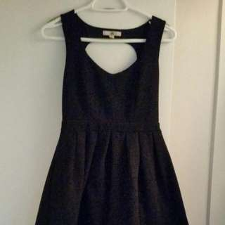 Beautiful Thick Material Dress