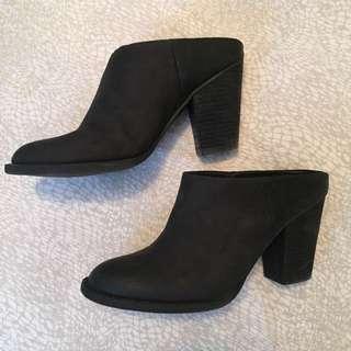 Aldo Leather Mules