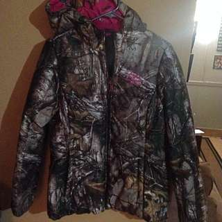 Realtree Winter Jacket