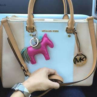 100% Authentic Michael Kors Tricolor 2-way bag🎉👜