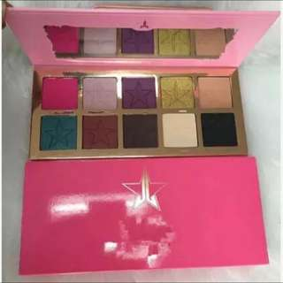 Jeffree Star Eyeshadow Pallete