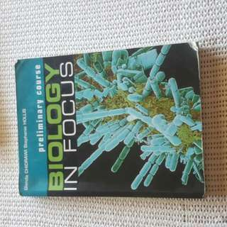 Biology In Focus Preliminary Textbook