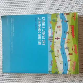 Nelson Community And Family Studies  2nd Ed Preliminary And Hsc Textbook