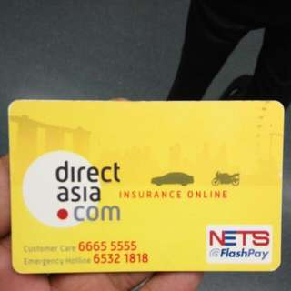 Collection Card Nets Flashpay