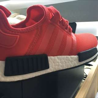 Adidas NMD ! August 2016 Launch - Red