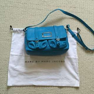 Authentic Marc Jacobs Messenger Bag