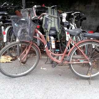 二手舊感腳踏車